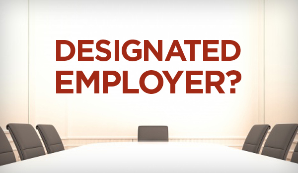 EMPLOYMENT EQUITY – ARE YOU A DESIGNATED EMPLOYER?