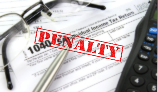 PROVISIONAL TAX PENALTIES EXPLAINED