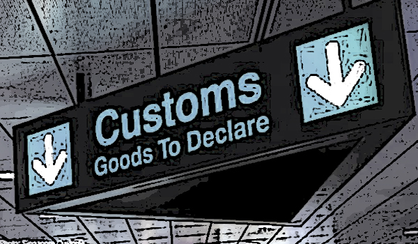REGISTRATION OF GOODS FOR RE-IMPORTATION OF PERSONAL VALUABLES