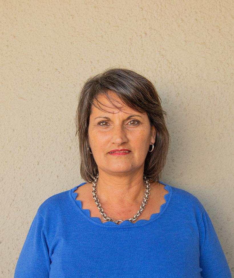 Lizelle Bleeker