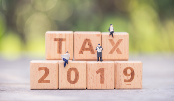 YESTERDAY, TODAY, TOMORROW – A TAX SYNOPSIS FOR 2019